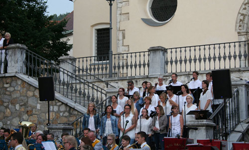 Open-Air-Konzert